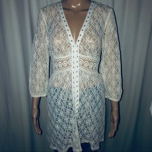 Disney Alice Through the Looking Glass lace tunic